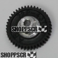 ARP 43 Tooth, 72 Pitch, 3/32, 2° precision plastic Spur Gear