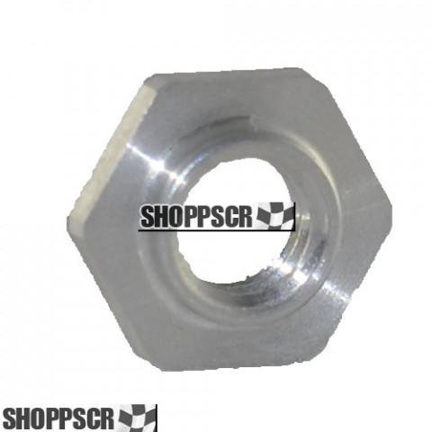 Cahoza #31 Aluminum Guide Nut, 9mm, CNC