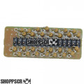 Difalco 78 Ohm Standard Resistor Network, G15 - Open
