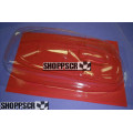 G-Force P/S Firebird clear lexan drag body