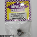 DiFalco 3 ohm brake rheostat w/off