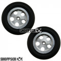 DRS .500 Drilled Front Drag Wheels