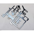 ESR Pro Sidewinder Drag Chassis Kit