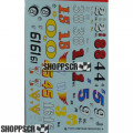 Gofer #11015 Vintage Modified Waterslide Decals