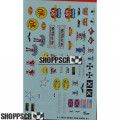 Gofer #11022 Odds and Ends #1 Waterslide Decals
