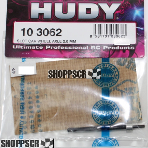 Hudy 2mm axle for tire truer