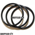 Hudy Rubber Transmission Belt, 35mm x 2.5mm