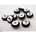 "JDS Wheelie Wheels (Small), 1/4"" (1 Pair)"