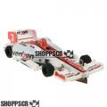 JK 1:24 Scale Wide Indy Open Wheel RTR Car #3 Verizon (White)