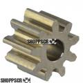 JK 9 Tooth, 48 Pitch press-on pinion gear