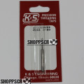 K&S 0-80 Precision threading tap