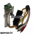 Koford 25 band electronic Linear controller w/relay 5 ohm varibrake & lg heatsink