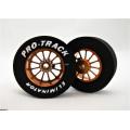 Pro-Track Turbine Series CNC Drag Rears, 1 1/16 x .300, Gold