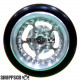 Pro Track Star Series Wheelie bar wheels, 3/8""