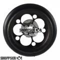 """Pro Track Magnum Series Wheelie bar wheels, 3/8"""", Black"""