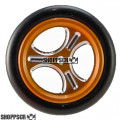 Pro Track Streeter Series CNC Drag Front Wheels,  1/16 x 3/4 x 3/8, Gold