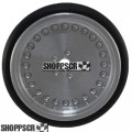 Pro Track Classic Series CNC Drag Front Wheels, 3/4 O-Ring