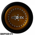 Pro Track Classic Series CNC Drag Front Wheels, 3/4 O-Ring, Gold