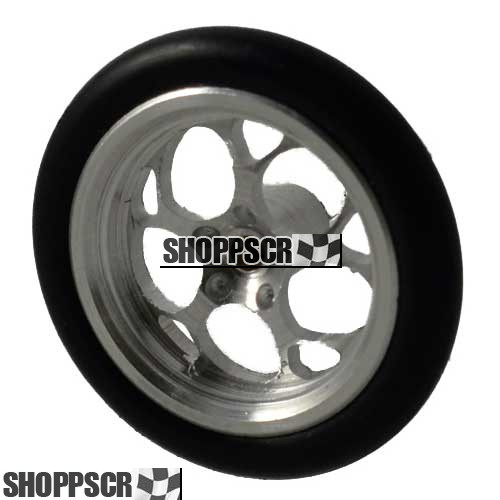 Pro Track Magnum Series CNC Drag Front Wheels, 3D, 3/4 O-Ring ...