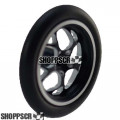 Pro Track Magnum Series CNC Drag Front Wheels, 3D, 3/4 O-Ring, Black