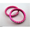 Pro Track CNC Beadlock w/ Rivet, Pink Anodized *Limited Edition*