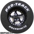 "Pro Track Star Series Drag Rears,1 1/16 x .500, Black, 1/8"" Axle"