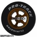 Pro Track Evolution Series CNC Drag Rears, 1 3/16 x .500, Gold