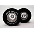 Pro-Track Turbine Series CNC Drag Rears, 1 3/16 x .500, 3D