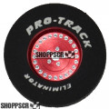 Pro Track Classic Series CNC Drag Rears, 1 3/16 x .500, Red