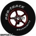 Pro Track Pro Star Series CNC Drag Rears, 1 3/16 x .500, Red
