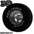 Pro Track Evolution Series CNC Drag Rears, 3D Design, 1 5/16 x .500