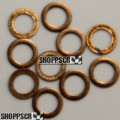 Slick 7 .007 Be-Cu Armature Spacers