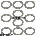 Slick 7 .005 x 3/32 Stainless Steel Axle Spacers