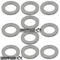 Slick 7  .015 x 3/32 Aluminum Axle Spacers