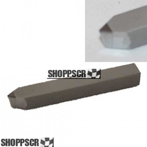 Slot Fox Diamond Hudy Comm Lathe Bit for Capped/Std Comms