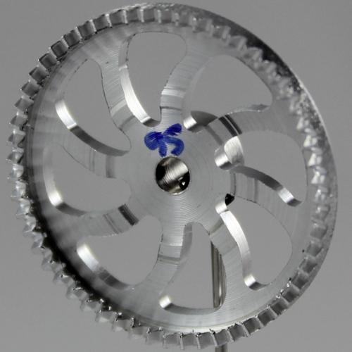 64 Pitch Ultra Light Aluminum Crown Drag Gear ARP 50 Tooth