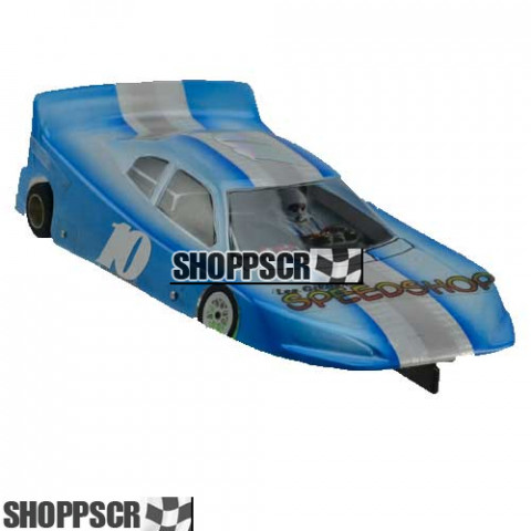 Speedshop Stock Car RTR custom built by Lee Gilbert