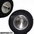Speedshop 1/24 Eurosport Tires, .680 dia, 2mm