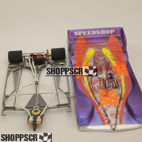 Speedshop Custom 1/24 Eurosport RTR, Horky Chassis, Audi R10 Body