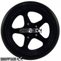 "JDS Pro Star 3/4"" Drag Front Wheels, Black"
