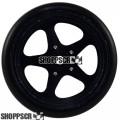 """JDS Pro Star 3/4"""" Drag Front Wheels, Black"""