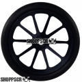 "JDS Scale Series 17"" 10 Spoke Drag Front Wheels, Black"