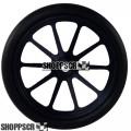 "JDS Scale Series 17"" 10 Spoke Drag Front Wheels, Black"
