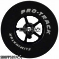 Pro Track Pro Star Series CNC Drag Rears, 1 1/16 x .500, 1/8 axle, Black