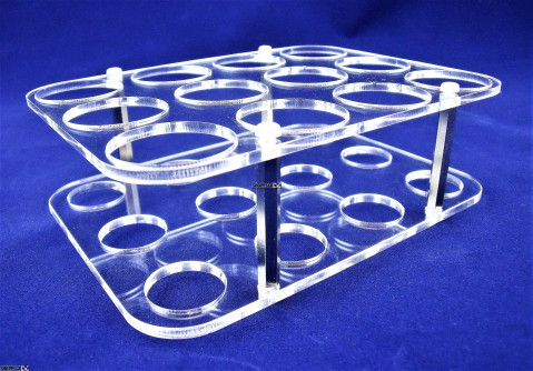 Tire Bottle Stand 27.5mm Hole (Parma)