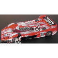 1:24 Scale RTR, Custom Toyota GT1 Zent #28 Body, Cheetah 21 Chassis, Hawk 7, 64 Pitch