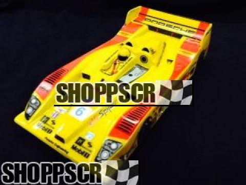 1:24 Scale RTR, Custom Porsche RS Spyder #6 Body, Cheetah 21 Chassis, Hawk 7, 64 Pitch - JK20417154