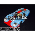 1:24 Scale RTR, Custom Ford GT #6 Body, Cheetah 21 Chassis, Hawk 7, 64 Pitch