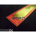 K&S .032 x 3/4 Brass Strip (1)