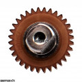 ProSlot 32 Tooth, 64 Pitch, Polymer spur gear